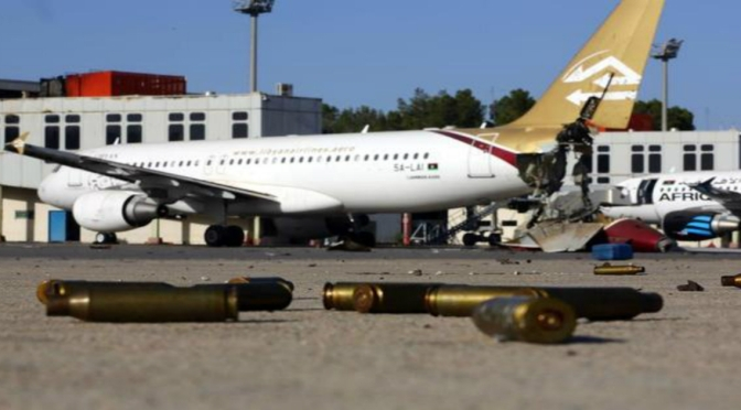 Missing Libyan Jetliners Raise Fears Of Suicide Airliner Attacks